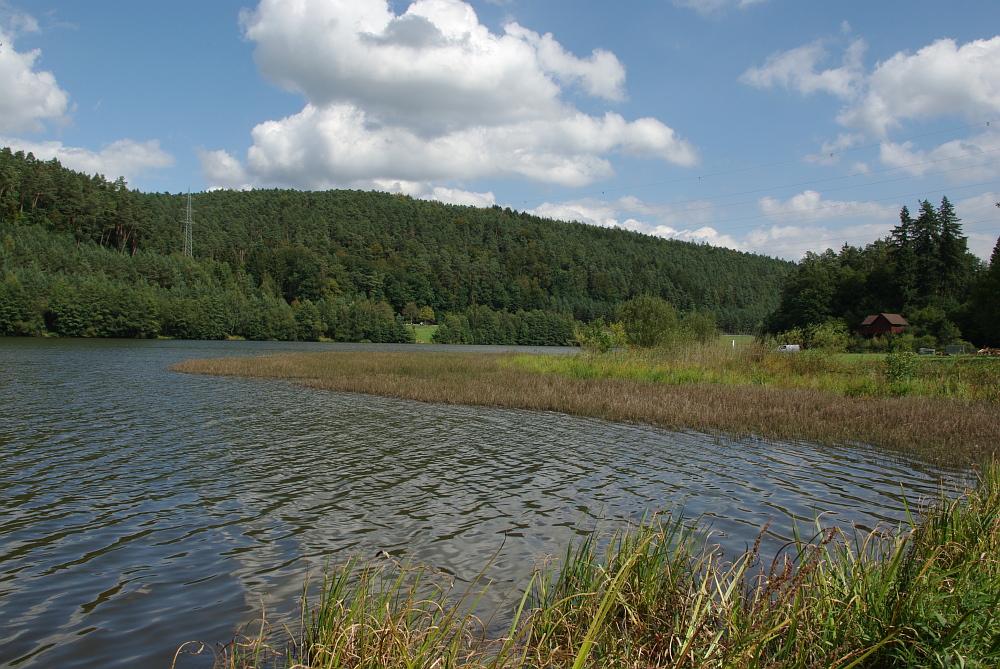 Am Marbach-Stausee