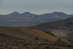 Am Mirador de los Andes