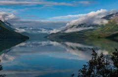 .... am Moose Pass in Alaska