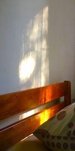 am Morgen ......das Sonnenlicht