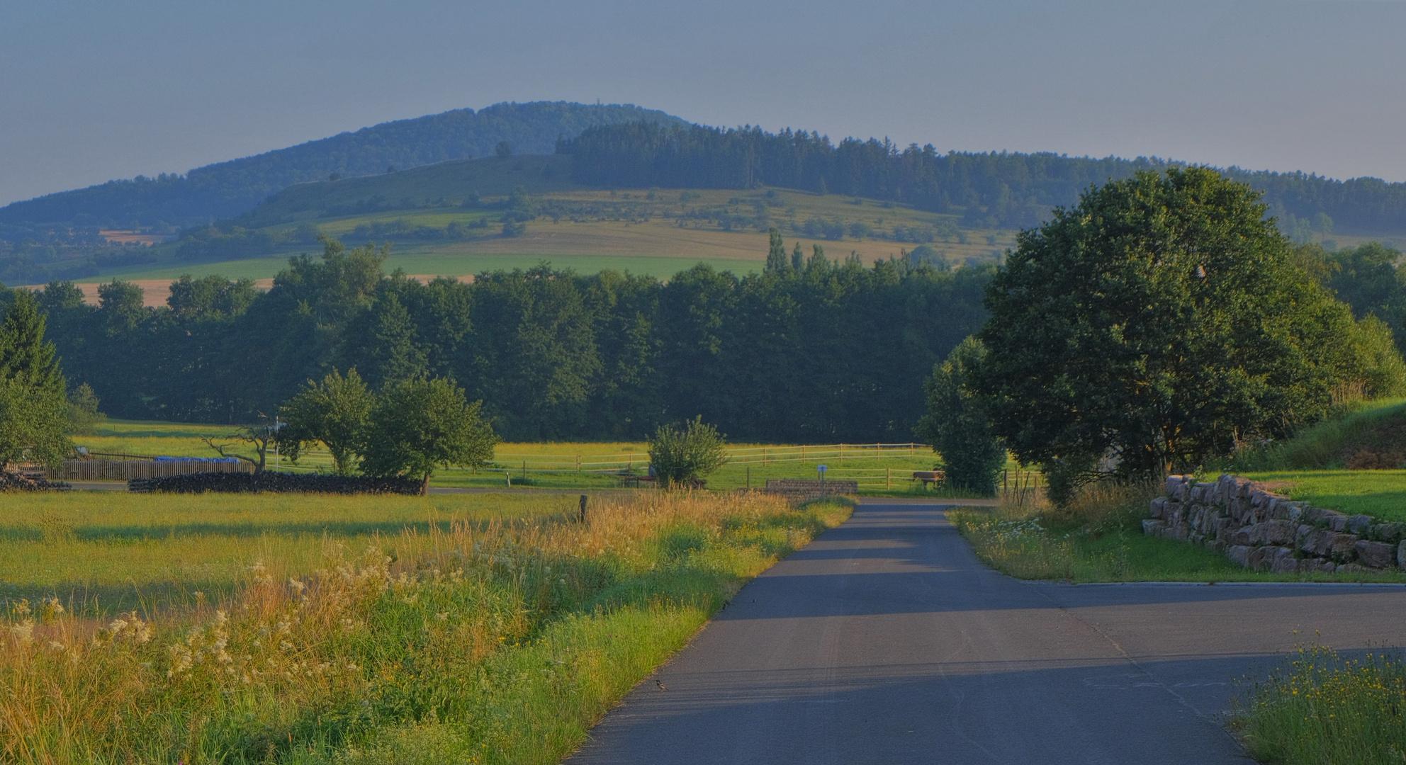 am Morgen (por la mañana)