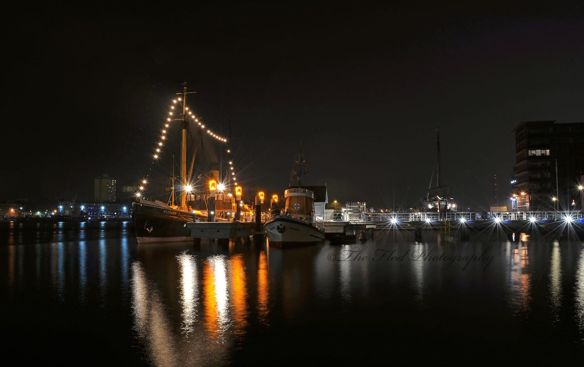 Am Museumshafen Kiel
