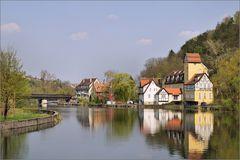 Am Neckar bei Rottenburg