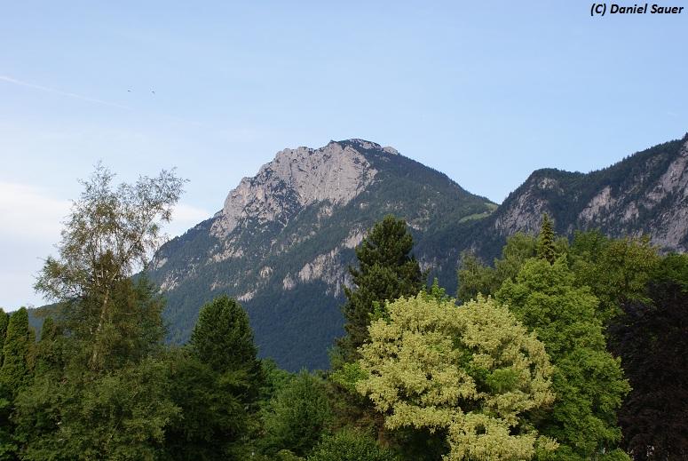 Am Nord-Rand der Alpen
