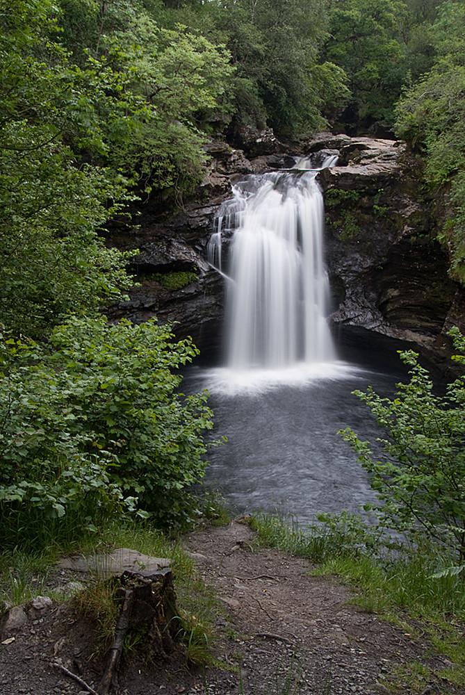 +++ Am Nordende von Loch Lomond, Schottland +++