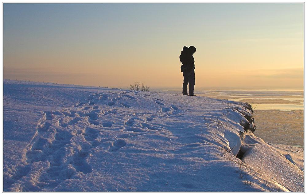 Am Nordpol..
