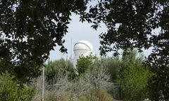 Am Observatorium bei Costix