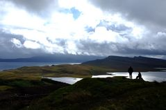 Am Old Man of Storr