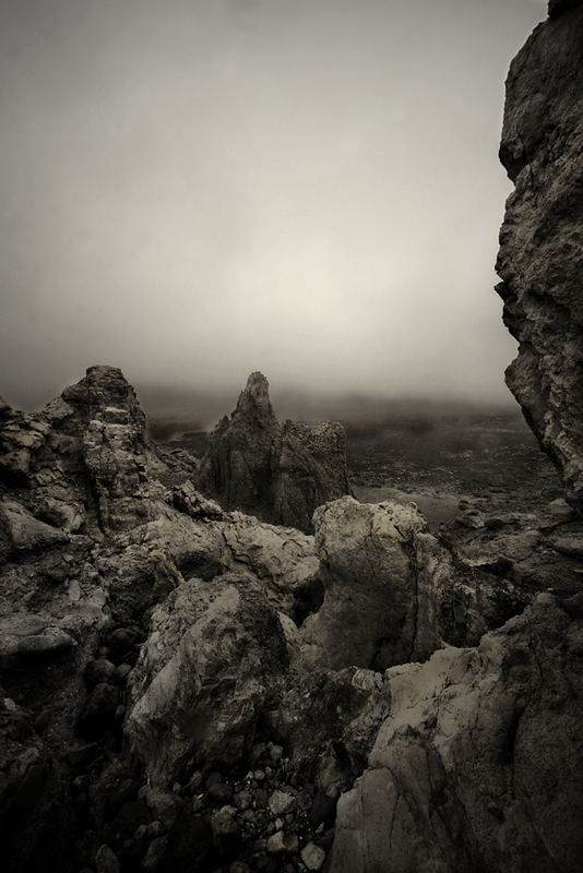 Am Pico del Teide, Teneriffa