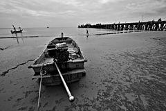 Am Pier von Hua Hin