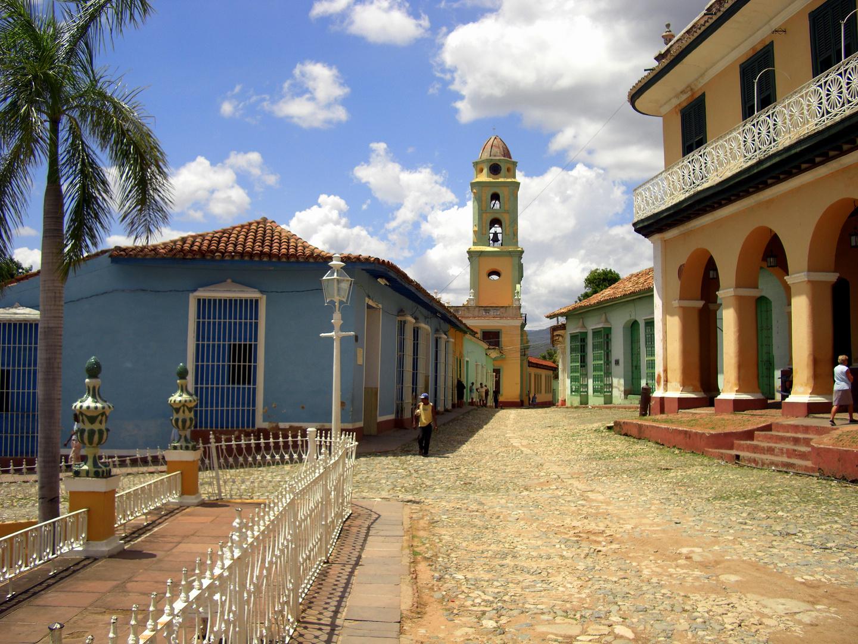 am Plaza Mayor