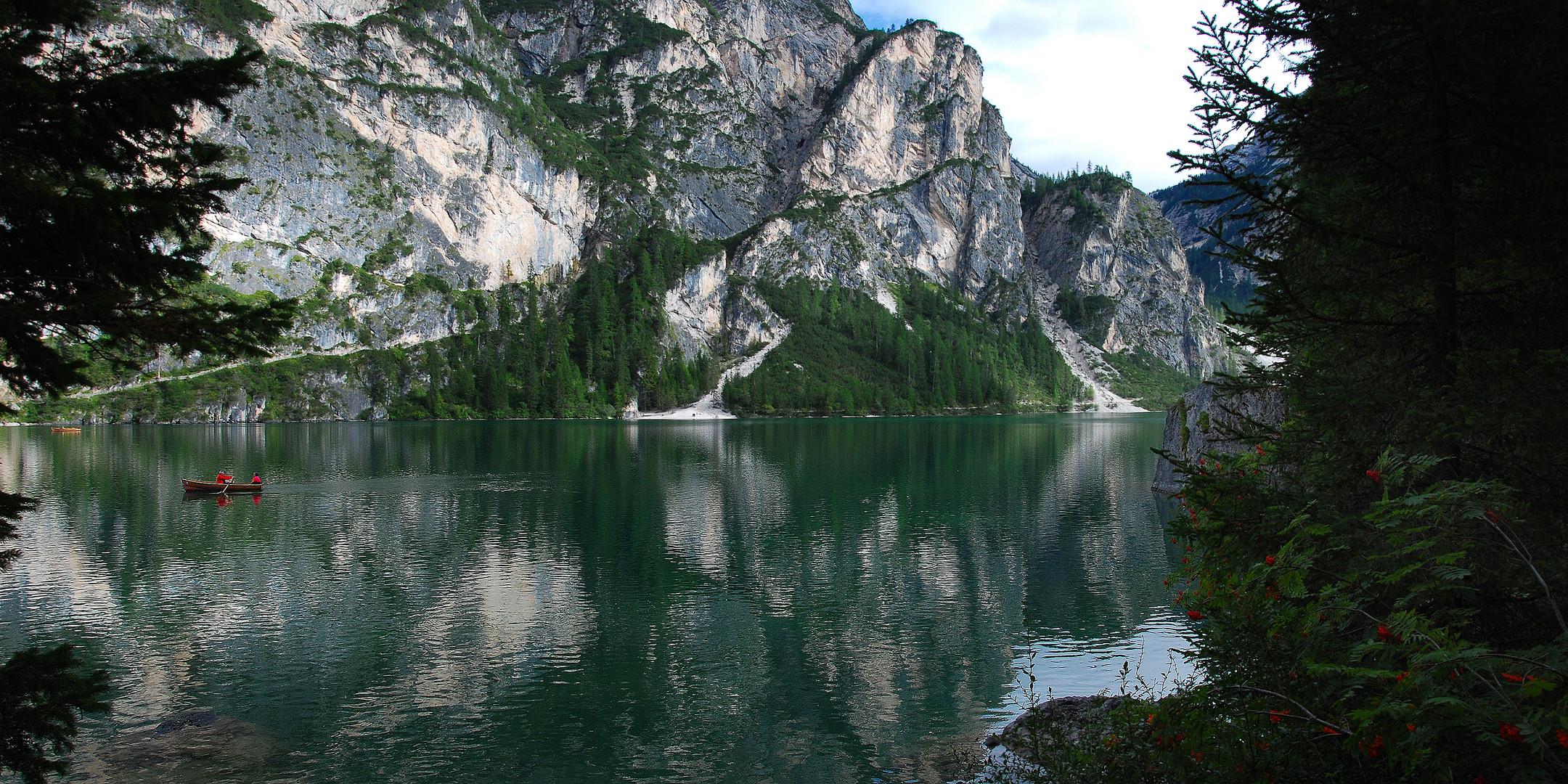 Am Pragser Wildsee I