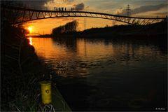 Am Rhein-Herne Kanal
