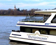 Am Rhein in Bonn
