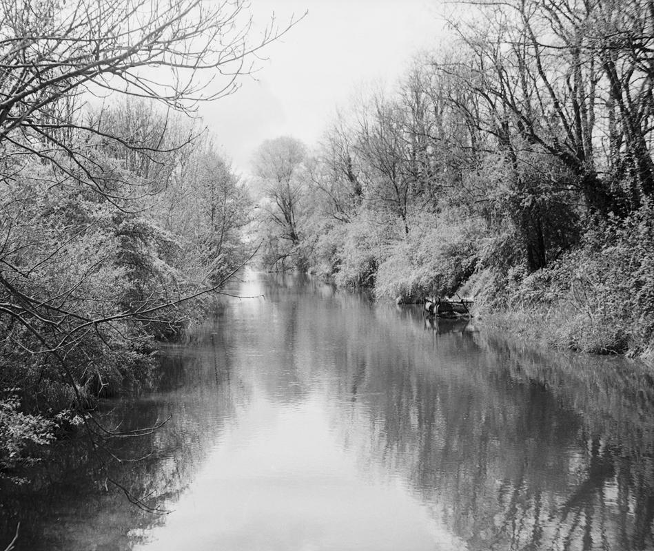 am Rhein-Rhone-Kanal