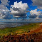 Am Roten Kliff in Morsum