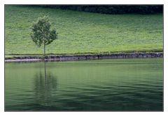 am Schliersee-Ufer