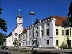 Am Schloss Aulendorf