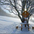 Am Schneeherrgott.....