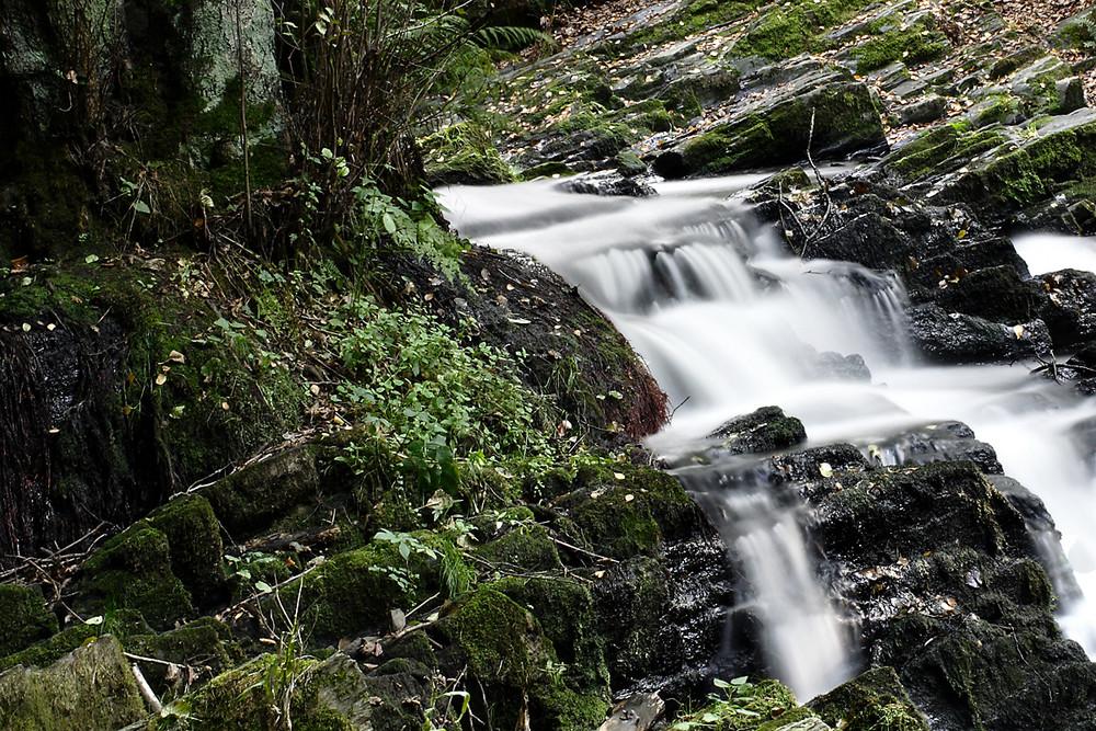 Am Selkewasserfall