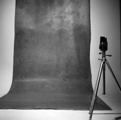 am Set von Irving Penn
