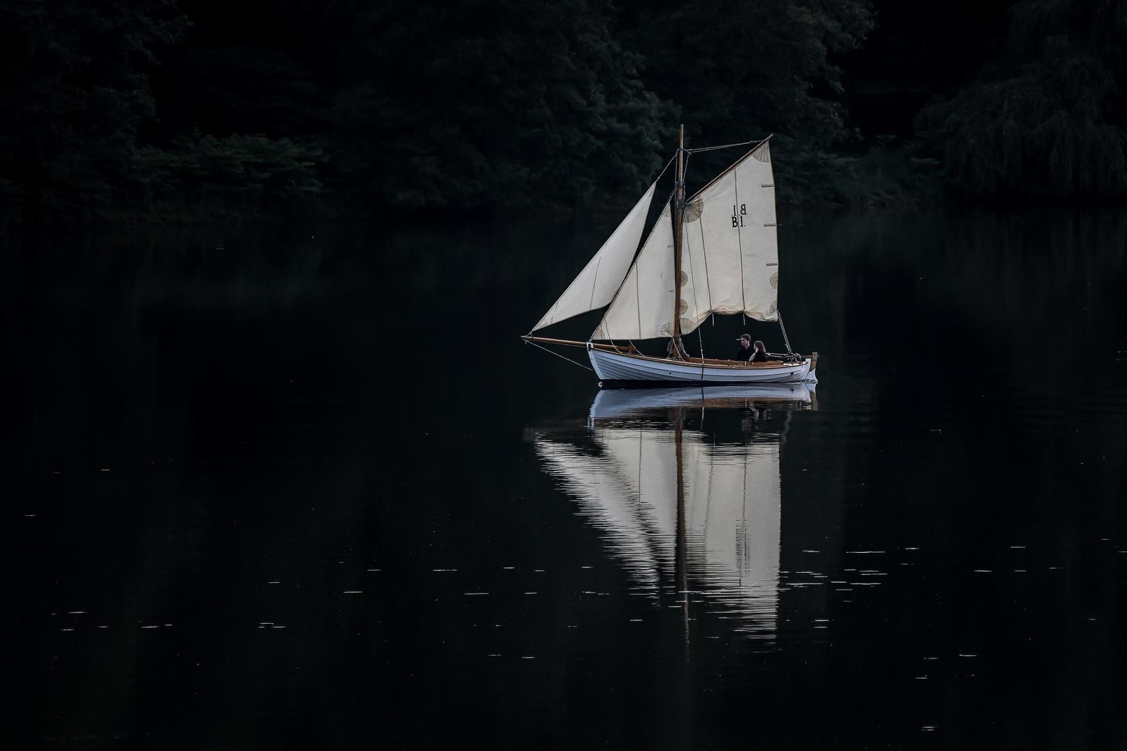 Am Sonntag will mein Süßer mit mir segeln geh'n