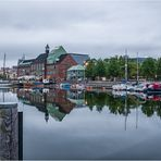 Am Stadthafen.....