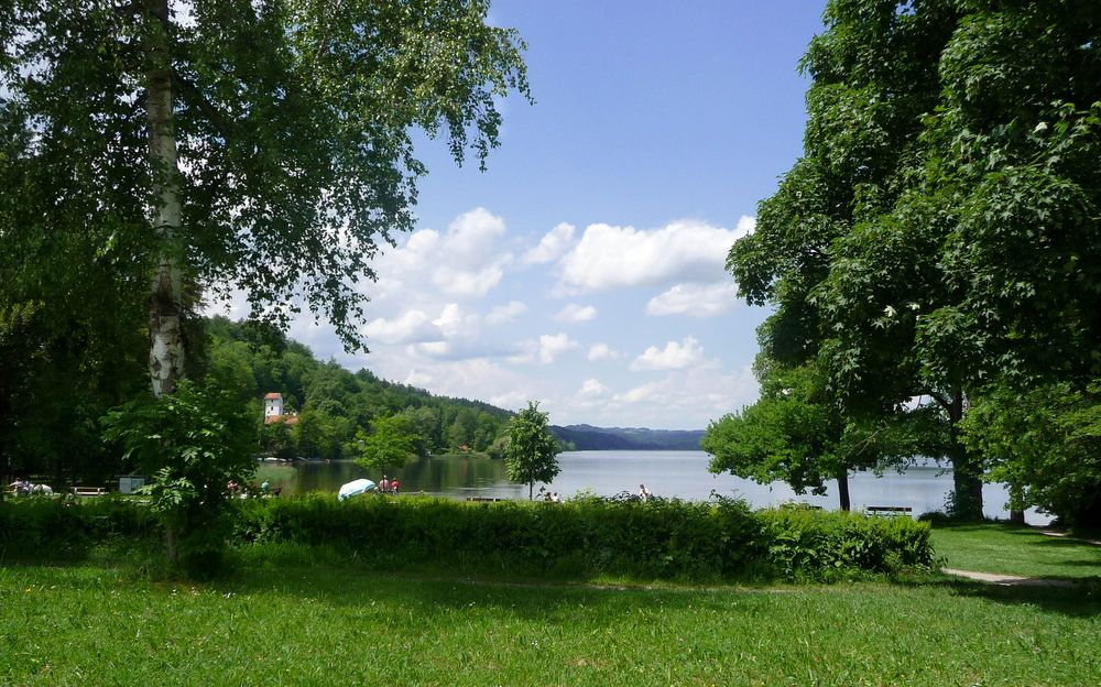 Am Staffelsee in Murnau