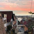 Am Steinweg - Blick zur Elbe