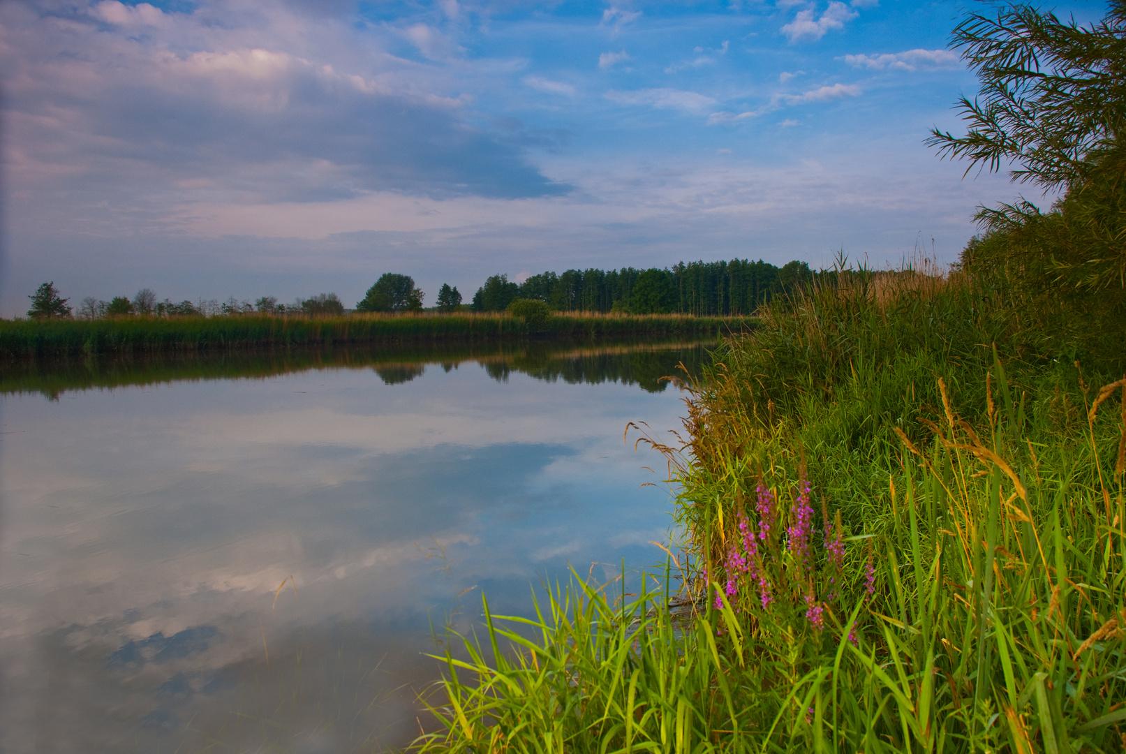 Am stillen Fluss
