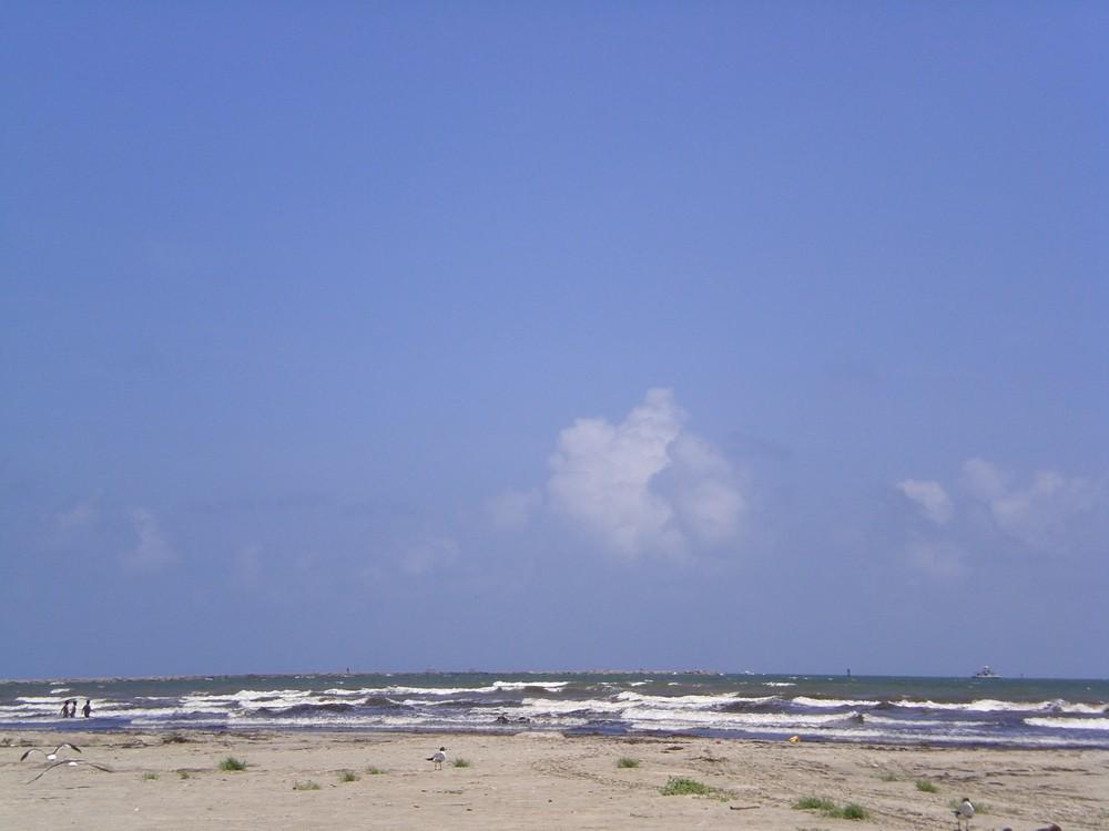 Am Strand, Corpus Christi