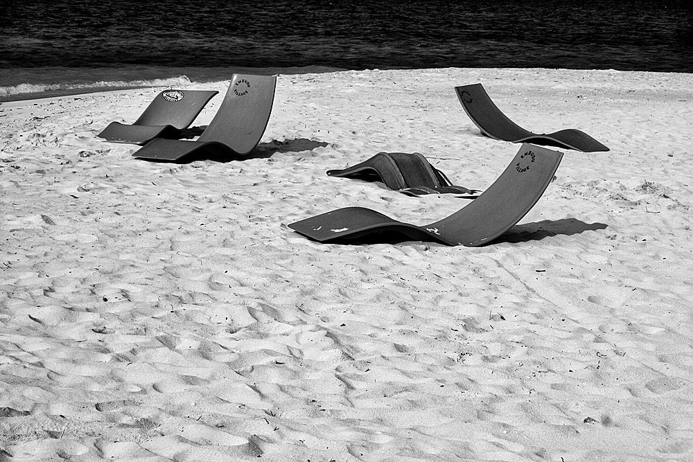 Am Strand des Lebens