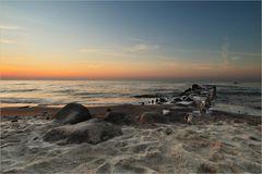 Am Strand - endlose Ruhe ...oder doch Love!?