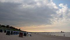 Am Strand in Zinnowitz