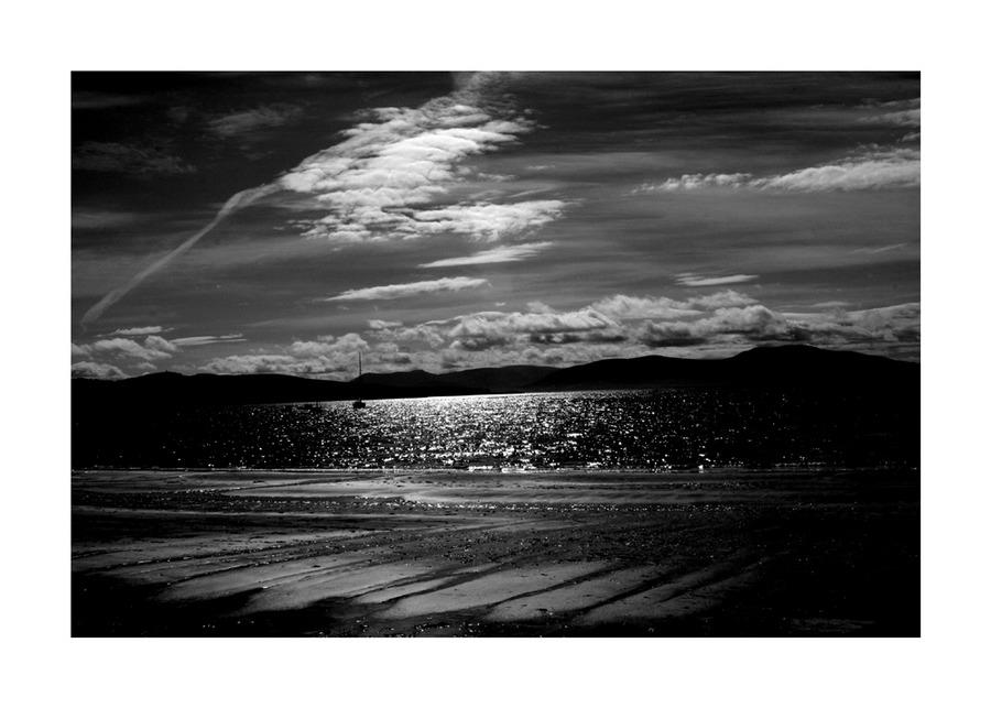 Am Strand von Dingle