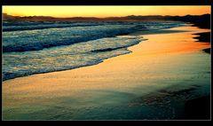 am Strand von Lido di Camaiore