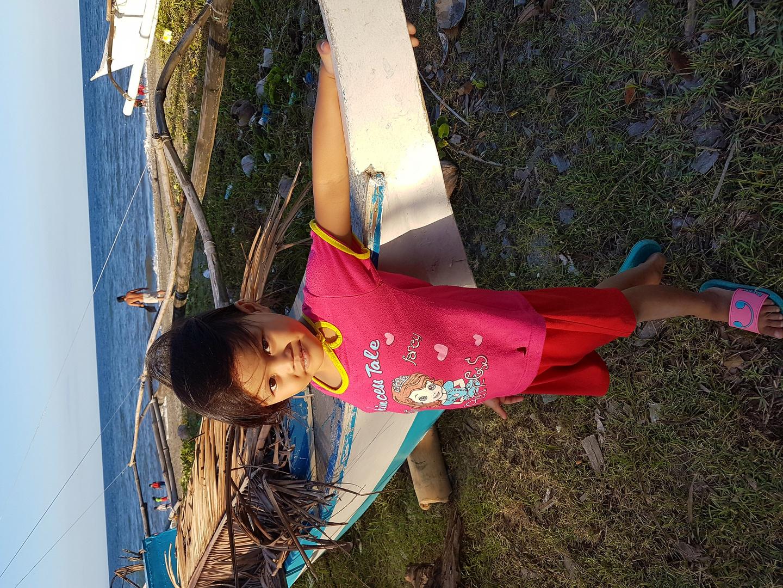 Am Strand von Ondoy