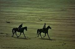 Am Strand von Sait Malo.    ..120_1653