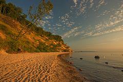 Am Strand von Sellin....