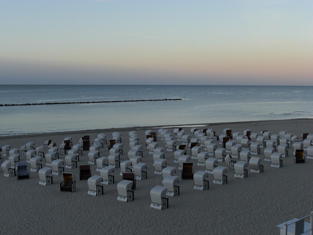 Am Strand von Sellin 1