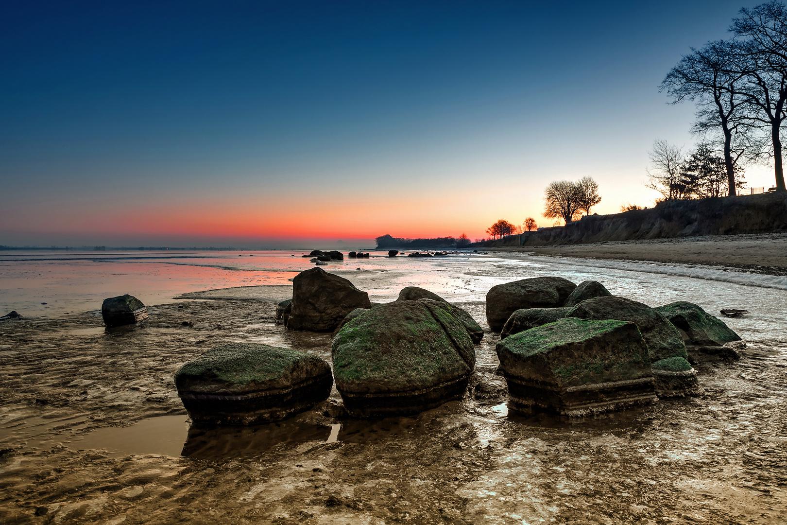 Am Strand von Zierow 002