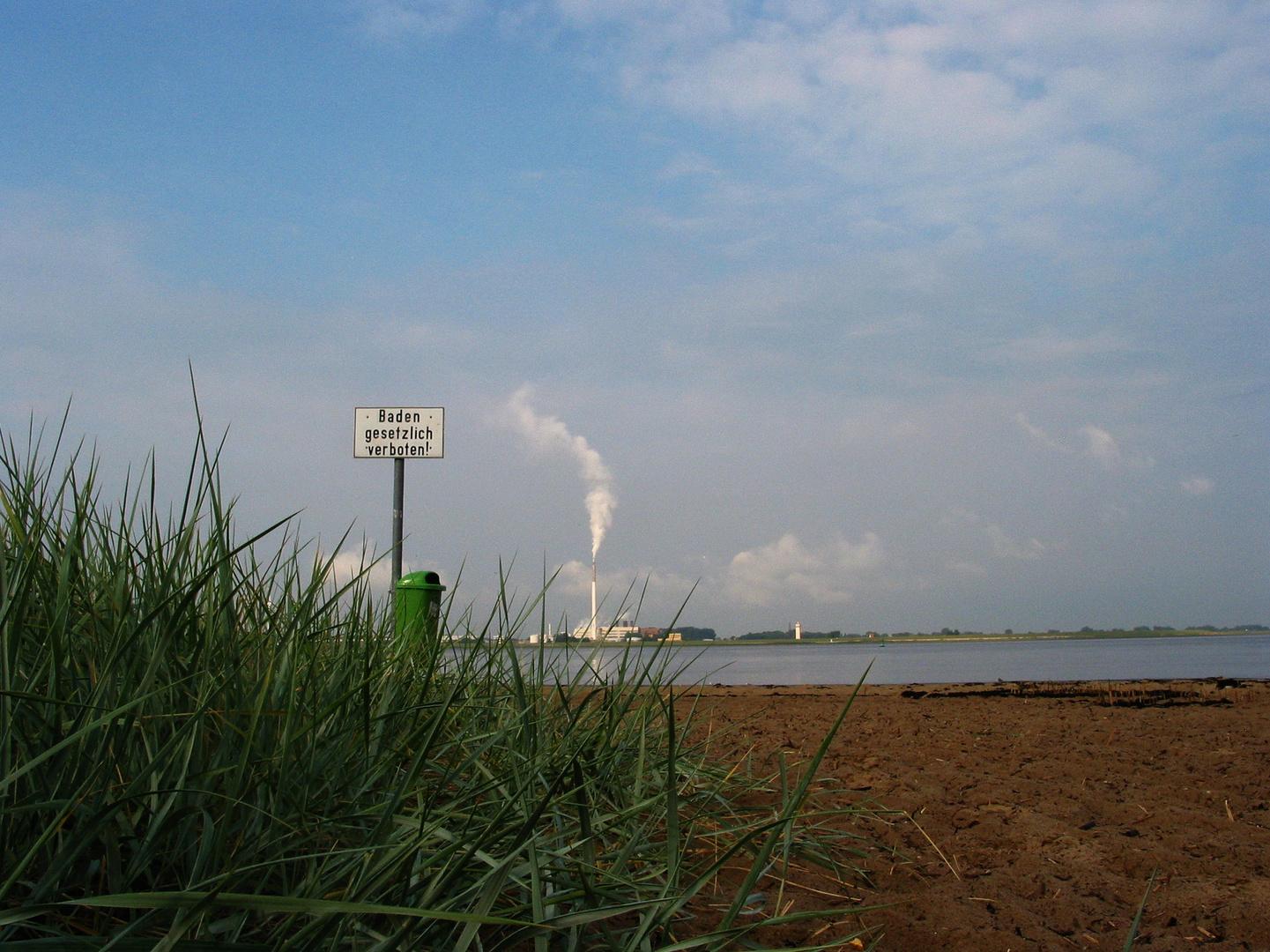 Am Strandbad in Bremerhaven 2