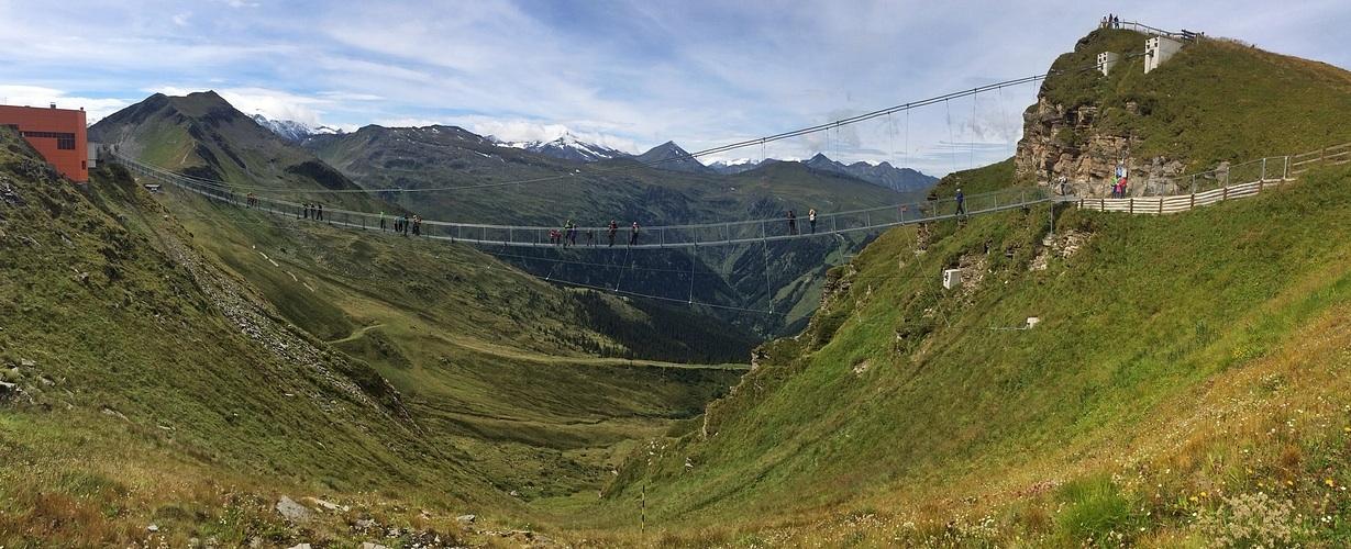 Am Stubnerkogel 2246m (Bad Gastein)
