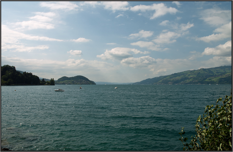 Am Thunersee....
