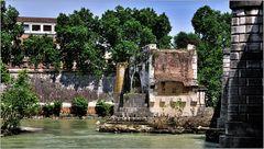 ... am Tiber ...