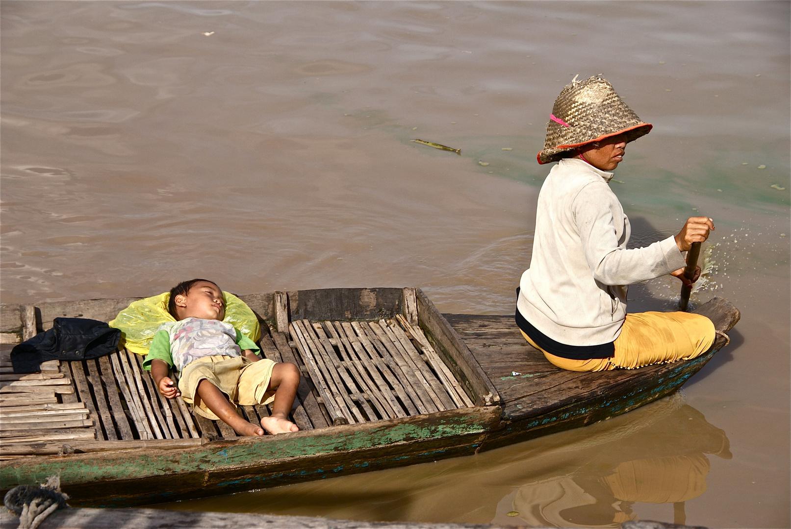 am tonle sap I, cambodia 2010