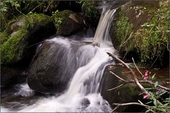 Am Triberger Wasserfall