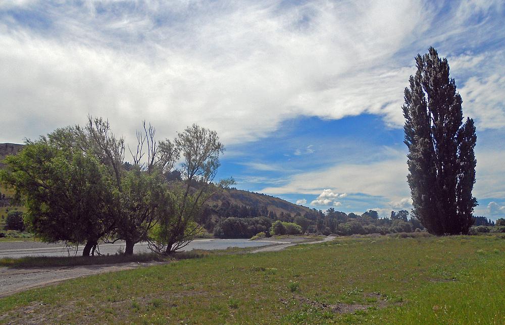 ..am Tukituki River..