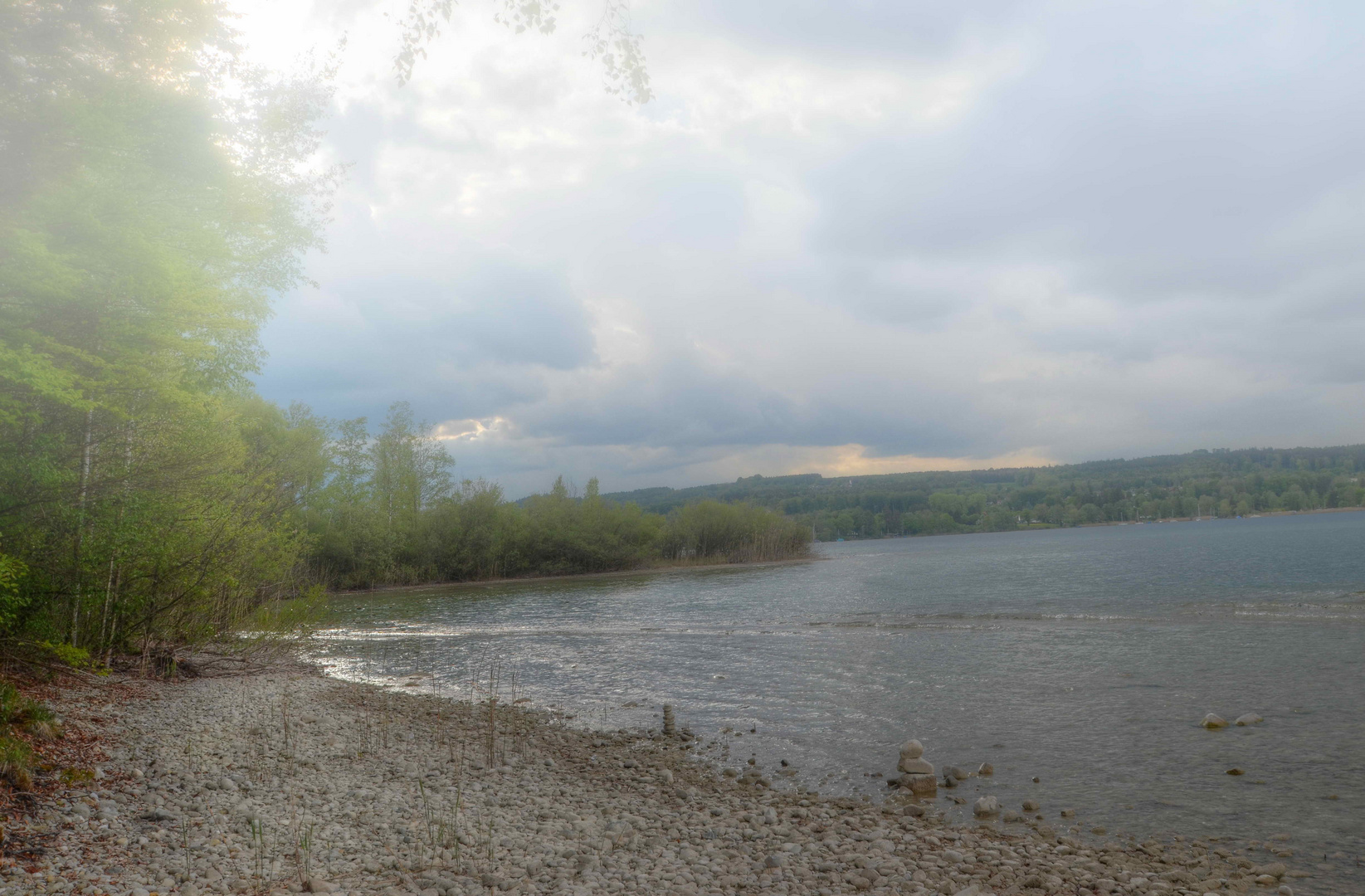 Am Ufer Höhenrieds