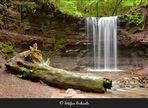 Am vorderen Hörschbachwasserfall